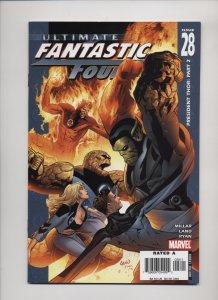 Ultimate Fantastic Four #28 (2006)