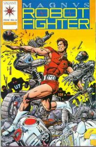 Magnus Robot Fighter (Valiant) #0 VF/NM; Valiant | save on shipping - details in