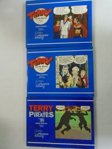 Terry and the Pirates Color Sundays HC #1,2,11 6.0 FN (1991 NBM)
