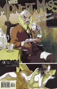 Midnight, Mass: Here There Be Monsters #3 VF/NM; DC/Vertigo | save on shipping -