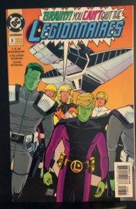 Legionnaires #8 (1993)