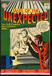 Tales of the Unexpected #8 (1956)