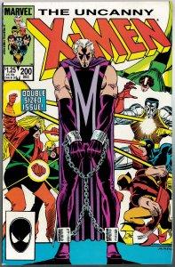Uncanny X-Men #200