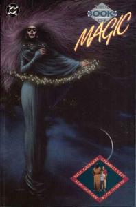 Books of Magic (1990 series) #3, NM- (Stock photo)