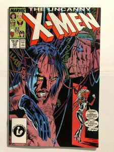 Uncanny X-Men 220