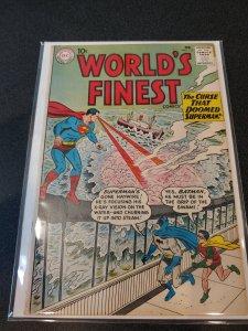 WORLD'S FINEST COMICS #115 FINE +