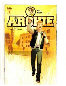 Lot Of 4 Archie Comic Books # 1 2 3 4 Jughead Riverdale Betty Veronica CJ1