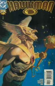 Hawkman (4th series) #1 VF; DC | save on shipping - details inside