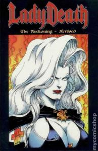 Lady Death: The Reckoning Revised TPB #1, NM-