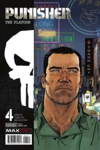 Punisher: The Platoon #4, NM (Stock photo)