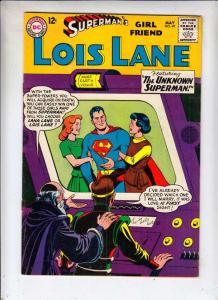 Superman's Girlfriend Lois Lane #49 (May-64) VF/NM High-Grade Superman, Lois ...