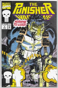 Punisher  : War Zone   vol. 1   # 5 FN