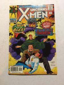 Flashback Uncanny X-Men 1 NM Near Mint