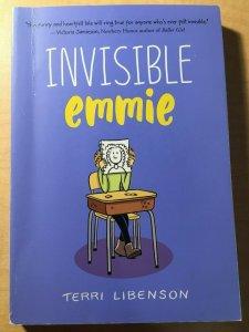 Invisible Emmie Balzer & Barry Comic Book TPB Graphic Novel Terri Libenson MFT2