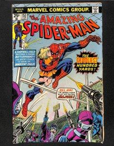The Amazing Spider-Man #153 (1976)