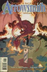 Arrowsmith #1 VF/NM; WildStorm   save on shipping - details inside