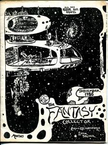 Fantasy Collector #201-1988-Caz-1st revival issue-Virgil Wilhite-fanzine-VG/FN