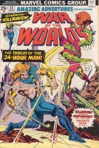 Amazing Adventures (1970 series) #35, VF- (Stock photo)