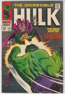 Incredible Hulk #107 (Sep-68) VF/NM High-Grade Hulk