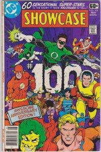 Showcase #100 (1978)