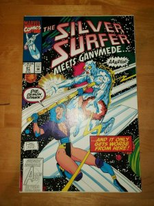 Silver surfer #81  High Grade (Marvel 1993) 1st Appearance of Tyrant