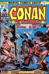 Conan the Barbarian (1970 series) #53, Fine (Stock photo)