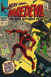 Daredevil (1964 series) #31, VG (Stock photo)