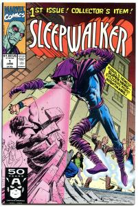 SLEEPWALKER #1 2 3, 5 6 7 8 9 10 11 12 13 14, NM, Spider-man, Deathlok, 1991
