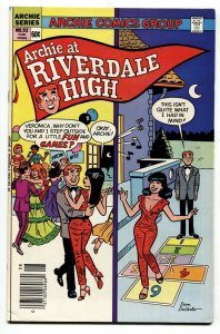Archie at Riverdale High #920 1983-Cheryl Blossom appears