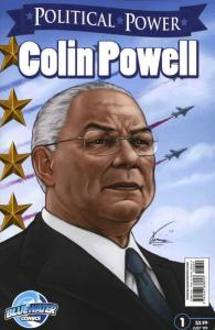 Political Power #1 VF/NM; Bluewater | save on shipping - details inside