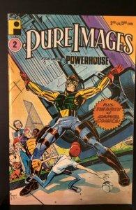 Human Powerhouse #2 (1987)