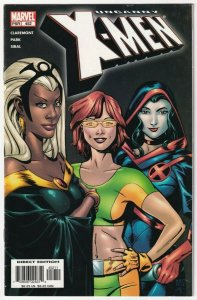 Uncanny X-Men #452 Storm January 2005 Marvel Comics