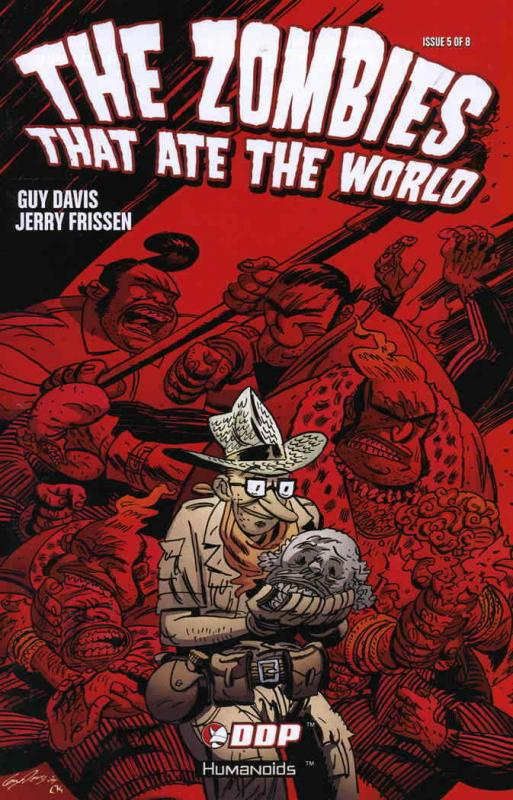 Zombies That Ate the World, The #5 VF; Devil's Due | save on shipping - details