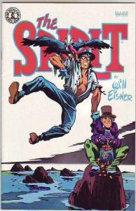 Spirit, the by Will Eisner #6 (Aug-84) NM/NM- High-Grade The Spirit