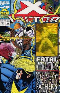 X-Factor #92 VF/NM; Marvel | save on shipping - details inside