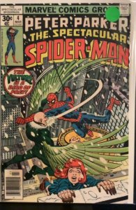 The Spectacular Spider-Man #4 (1977)