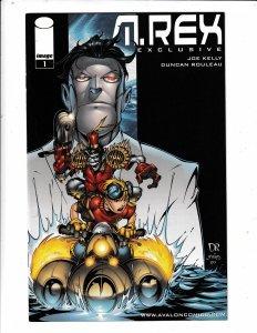 M REX #1 (1999) VF  IMAGE COMCS