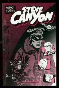 MILTON CANIFF'S STEVE CANYON: 1951 TRADE PAPERBACK-2005 VF/NM