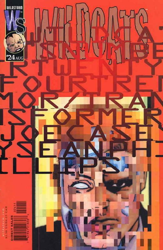 Wildcats (2nd Series) #24 VF; WildStorm | save on shipping - details inside