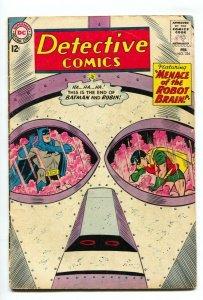 DETECTIVE COMICS #324 BATMAN-ROBOT BRAIN MENACE G