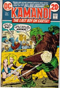 Kamandi the Last Boy on Earth #5 (Apr-73) FN/VF Mid-High-Grade Kamandi