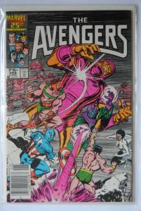 The Avengers, 268