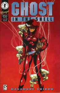 Ghost in the Shell #3 VF/NM; Dark Horse | save on shipping - details inside