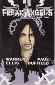 Freakangels #2 VF/NM; Avatar   save on shipping - details inside