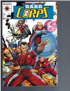 H.A.R.D. Corps #1 (1992)