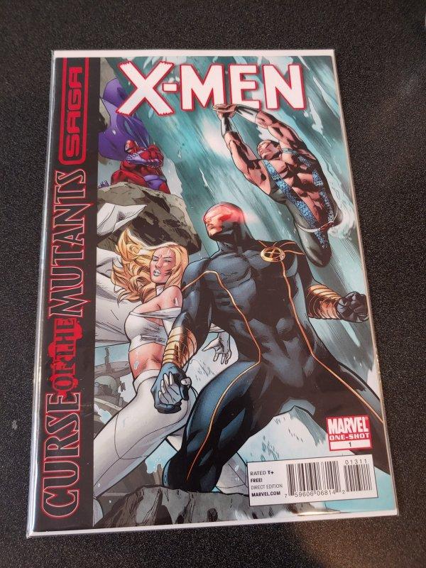 X-Men: Curse Of The Mutants Saga #1 (2010)