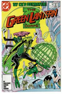 Green Lantern #214 (1st Series)   9.4 NM