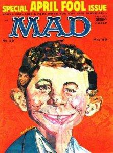 Mad (1952 series) #39, Poor (Stock photo)