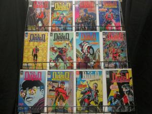 EL DIABLO 1-16 DC version of Zorro; complete series