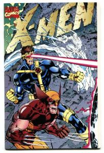 X-Men #1 First issue - fold out cover - comic book 1991